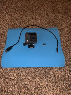 Go PRO HERO WITH 32 GB of memory and the charger ready to go PICK UP ONLY for Sale in Fresno, CA