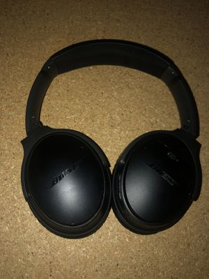 Bose over the ear Bluetooth headphones. for Sale in Seattle, WA