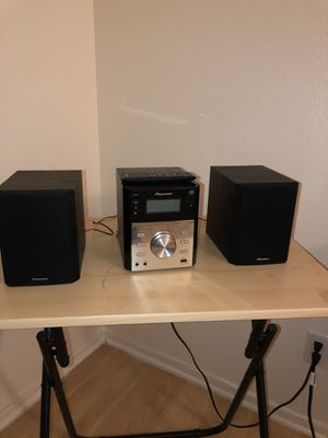 Pioneer X-EM21 CD Receiver system for Sale in Woodland Hills, CA