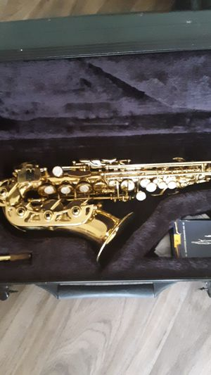 Soprano Sax completely unmarked no make no engraving beautiful for Sale in Reno, NV
