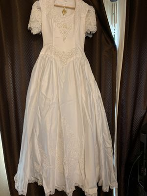 Wedding dress size 14 brand: Mary's for Sale in Placentia, CA