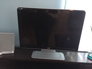 Computer monitor hp good condition for Sale in San Francisco, CA