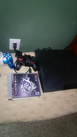 Ps3 (Comes with everything you see) for Sale in Paterson, NJ