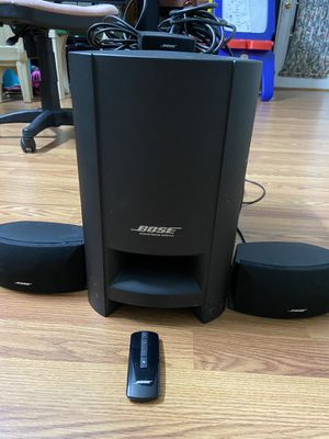 Bose CineMate GS Series II Digital Home Theater Speaker System for Sale in Duluth, GA