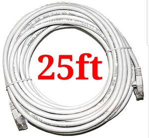 New 25ft cat6 ethernet network cable for Sale in Chino Hills, CA