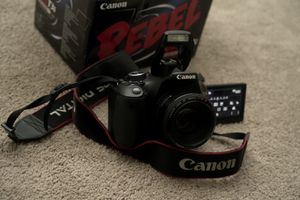 Canon T3i Rebel - Excellent Condition W/Extra for Sale in Fremont, CA
