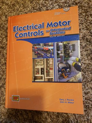 Electrical Motor Controls for Integrated Systems : Text by Glen A. Mazur and Ga… for Sale in Spanaway, WA