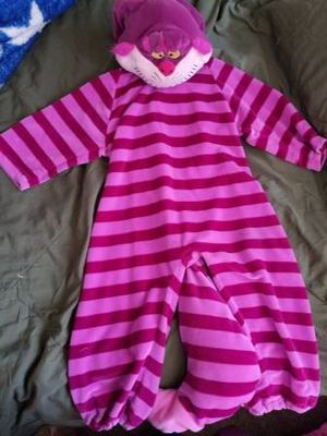 Cheshire cat costume onesie jumper for Sale in Lakeside, CA