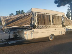 1996 dutchman tent trailer popup camper for Sale in Long Beach, CA