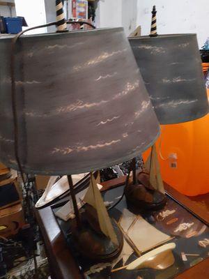Nautical lamps for Sale in Lumberton, NJ