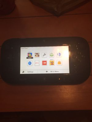 Nintendo wii u with games for Sale in Pembroke Pines, FL