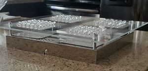 LED Crystal ceiling lights for Sale in Madison Heights, VA