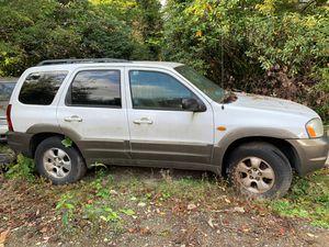 2001 Mazda Tribute bad engine for Sale in Federal Way, WA