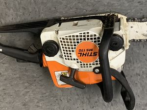 STIHL MS 170 CHAINSAW POWER TOOL for Sale in Joliet, IL