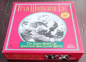 IT'S A WONDERFUL LIFE BOARD GAME (SEE OTHER POSTS) for Sale in El Cajon, CA