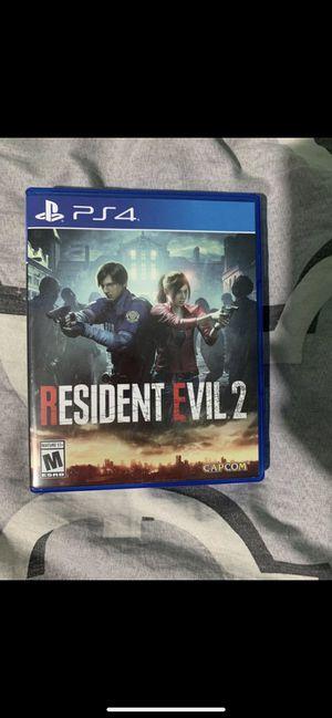 Resident evil 2 for Sale in Houston, TX