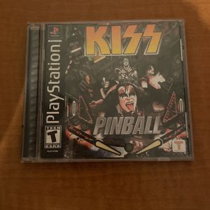 PS1 PlayStation Kiss Pinball Video Game for Sale in Sanford, FL