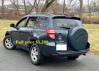 🚘2010 Toyota RAV4 For Sale URGENT🚘. Is available Firm Price $1200 🚘 for Sale in Denver,  CO