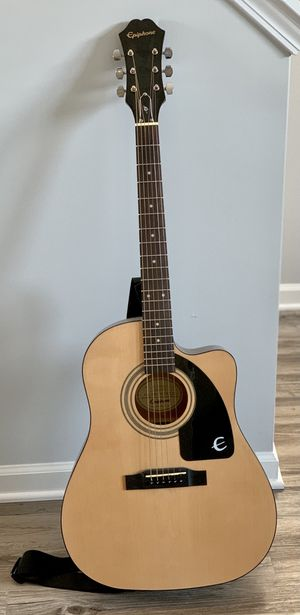Epiphone Acoustic Guitar for Sale in Raleigh, NC