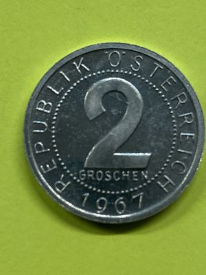 Austria 2 Groschen Gem Proof Aluminum for Sale in Zephyrhills, FL