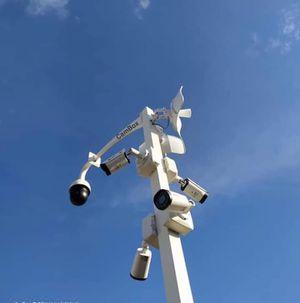 Sevicion CCTV cameras security para casa o negocios sale $580 kit for Sale in Claremont, CA