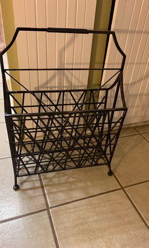 Magazine rack for Sale in Houston, TX