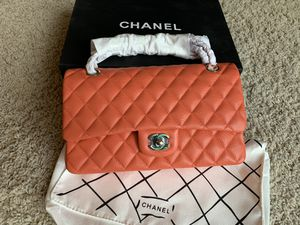 Beautiful Chanel bag / size 25cm/ actual pics for Sale in Patterson, CA