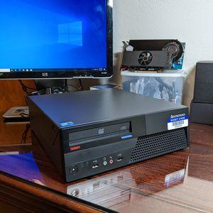 Lenovo ThinkCentre M58e Desktop Slim PC for Sale in Sacramento, CA