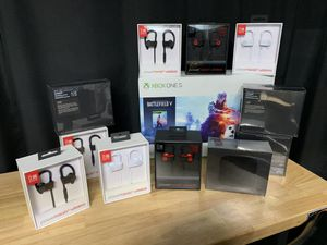 """Apple TV, Beats3 Wireless earphones, XBOX ONE S 1TB, Everything """"Brand New / Unopened Boxes- sealed for Sale in Hampton, VA"""