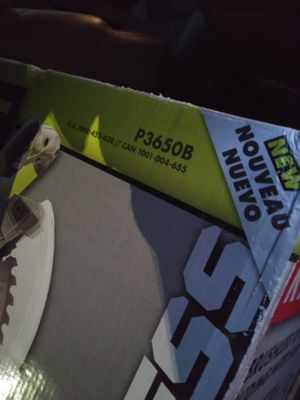 Brand new chop saw in box for Sale in Orlando, FL