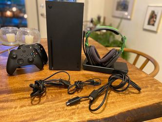 Xbox Series X Bundle with Astro A50   for Sale in Cambridge, IA