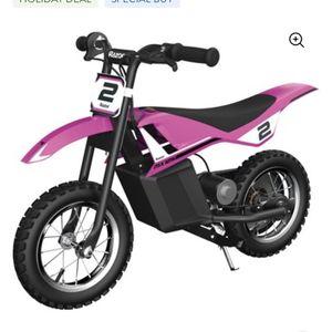 Pink Razor dirt Bike for Sale in Nashville, TN