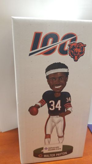 Walter Payton bobblehead for Sale in Olympia Fields, IL