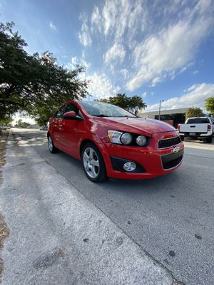 2015 Chevrolet Sonic LTZ turbocharged for Sale in Miami, FL