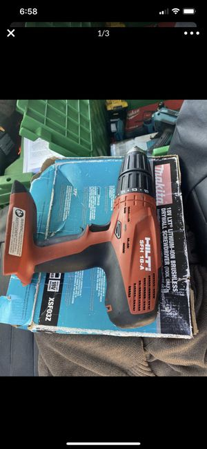 Hilti hammer drill for Sale in Paramount, CA