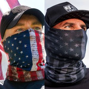 Get 2 of each. Two Color and Two Blacked out American flag Salt Armor Fishing Shield / Mask NEW IN PACKAGE for Sale in Lakeland, FL