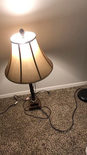 Table lamp for Sale in Greenville, SC