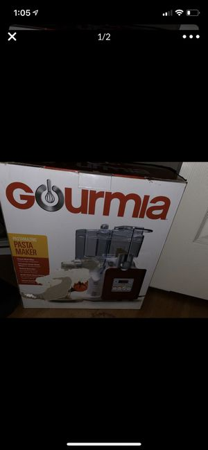 Gourmia Pasta Maker for Sale in Exeter, CA