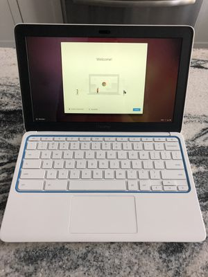 Hp chromebook 11 - never used (store model) for Sale in Palm Harbor, FL