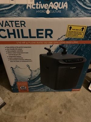 Water chiller for Sale in Antioch, CA