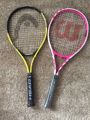 Tennis rackets brand new for Sale in Orlando, FL