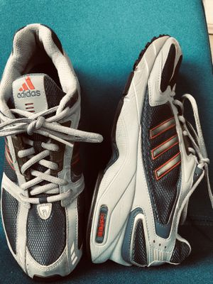 Adidas Running shoes men size 9 (more like 8-8.5) women 10 for Sale in Naperville, IL