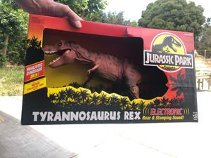 Original Jurassic Park T-Rex for Sale in Vallejo, CA