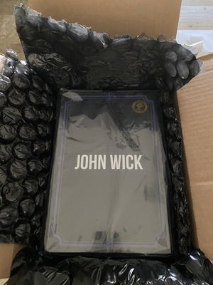 Mezco John Wick One 12 Collective Action Figure for Sale in Guadalupe, AZ