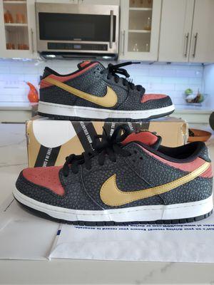 "Nike Dunk Premium QS ""walk of fame"" size 12 for Sale in Alexandria, VA"