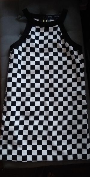 Black and White checkered dress for Sale in Downey, CA