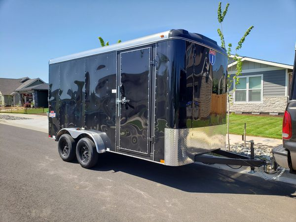 2020 Interstate Victory Enclosed Trailer
