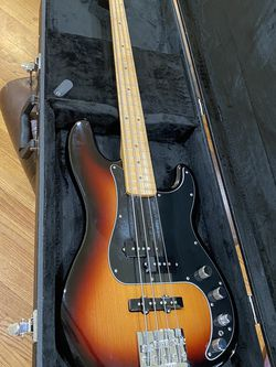 MIM Fender Precision /jazz Bass 18volt Preamp for Sale in South Pasadena,  CA