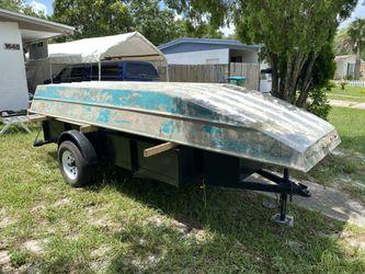 Eldo-Craft 16ft Jon Boat for Sale in Deltona,  FL