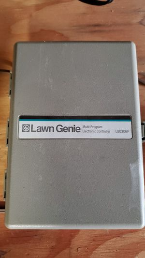 Lawn Genie L80306P sprinkler controller for Sale in Anaheim, CA